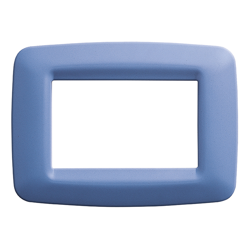 PLAYBUS YOUNG 1 GANG SKY BLUE PLATE