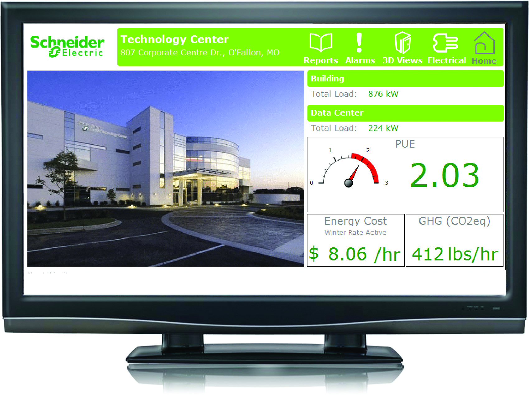 Schneider Electric Unveils Power Management Expert