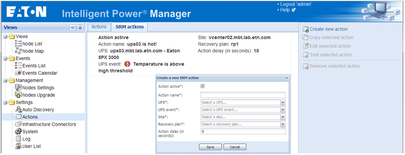Eaton's latest intelligent power manager software