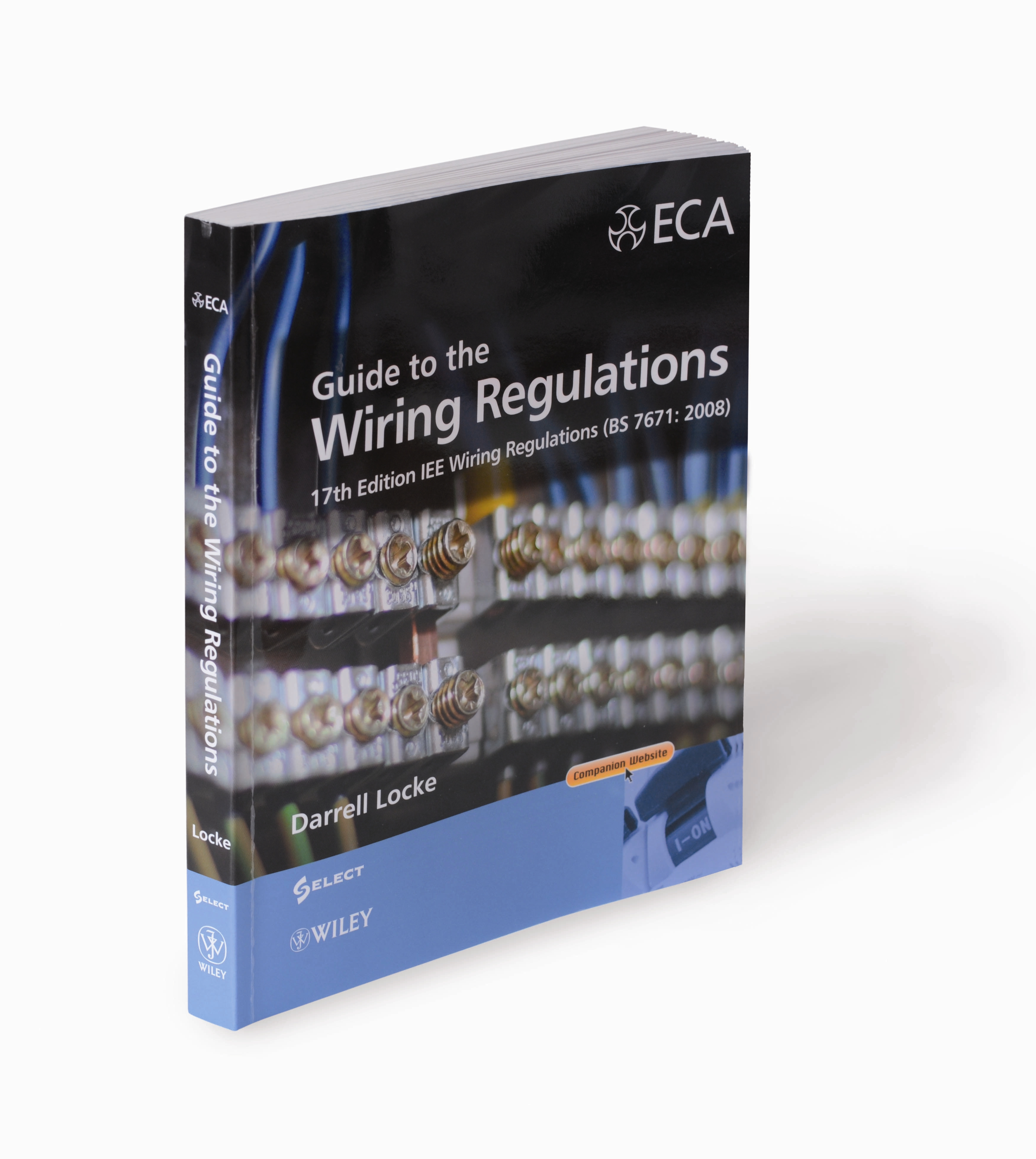 ECA Must-Have Guide Makes Sense of the New Wiring Regulations 1