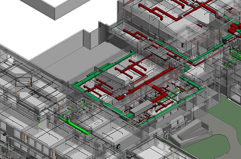 Mep Engineering Service : Building information modelling bim an introduction
