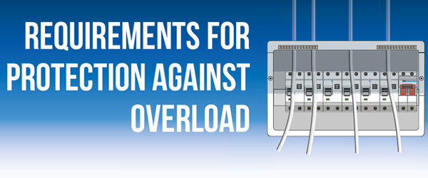 Requirements for protection against overload | Voltimum