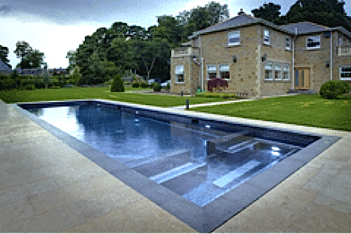 Swimming pools to bond or not to bond asks the iet - Domestic swimming pools ...