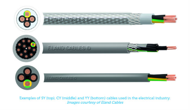 Should Sy Yy And Cy Cables Be Used In Electrical