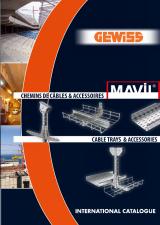 Gewiss DX40025 Gris, 25 mm, CE, NF Folding tube
