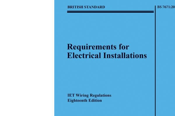Fantastic Iet Bsi Announce Official Changes Included In 18Th Wiring Cloud Nuvitbieswglorg