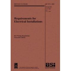 Surprising 17Th Edition Wiring Regulations Draft For Public Wiring 101 Relewellnesstrialsorg