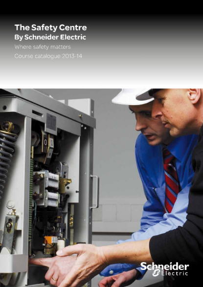 schneider electric course catalogue 2013 14 the