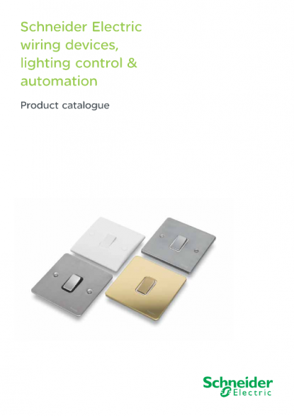 schneider electric product catalogue wiring devices rh voltimum co uk Schneider Electric Logo Life Is On Schneider Electric